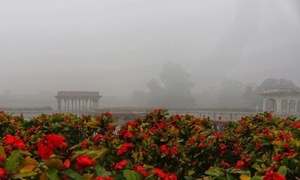 'It's like looking at an old sepia photograph': No respite for Lahore as city gets smoggier by the day