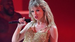 Haters can hate but Taylor Swift is yet again artist of year at American Music Awards