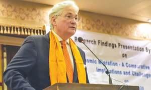 'Migration is an international challenge'