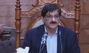 SC issues contempt notice to Sindh CM in Karachi Circular Railway case