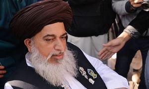 تحریک لبیک پاکستان کے مرحوم سربراہ خادم رضوی کی جانشینی پر تنازع
