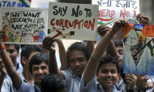 India has highest rate of bribery in Asia, Transparency International survey finds