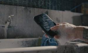 دنیا کا پہلا جراثیم کش اسمارٹ فون متعارف
