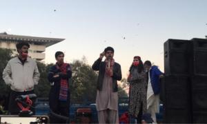 Activist Ammar Ali Jan evades arrest after Lahore DC issues detention order terming him 'danger to public peace'