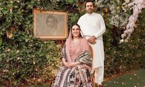 Bakhtawar Bhutto-Zardari is engaged — here's the first look at her groom and the dress