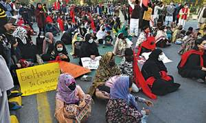 Arrest warrants issued for activist after students rally in Lahore