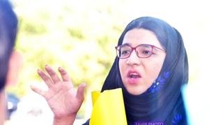 نایاب علی 'ہیرو ایوارڈ' جیتنے والی پہلی پاکستانی مخنث