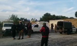 صوابی: جرگہ میں دو خاندانوں کے درمیان مسلح تصادم، 8 افراد ہلاک