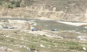 Death of the Kunhar River