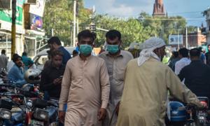 ملک کے 5 بڑے شہر 70 فیصد وبا کے پھیلاؤ کا باعث