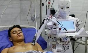 کورونا وائرس کی روک تھام کے لیے ٹیکنالوجی کا منفرد استعمال
