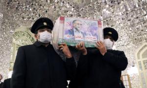 جوہری سائنسدان کے قتل کا 'سوچ سمجھ کر فیصلہ کن' جواب دیں گے، ایران