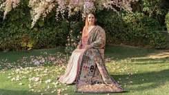 A closer look at Bakhtawar Bhutto-Zardari's engagement outfit by Nida Azwer