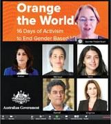 Australian diplomat attends workshop