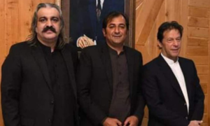 PTI's Khalid elected chief minister of GB