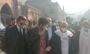لاہور ہائیکورٹ نے حکومت پنجاب کو عمار علی جان کی گرفتاری سے روک دیا
