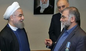 Editorial: It is entirely possible that the hit targeting Iran's top nuclear scientist had America's blessing