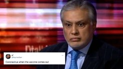 Ishaq Dar got grilled on BBC's HardTalk and Twitter is having a good laugh