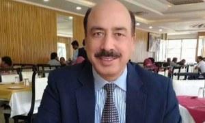 Former accountability judge Arshad Malik passes away from Covid-19