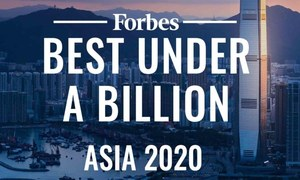 2 Pakistani firms make it to Forbes' coveted 'under $1bn' list