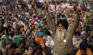 India's winter of discontent: Farmers rise up against Modi