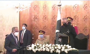 ڈاکٹر عبدالحفیظ شیخ کو وفاقی وزیر خزانہ کا منصب تفویض