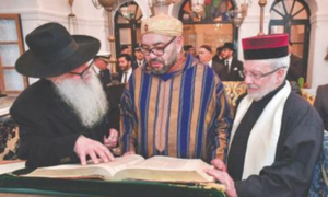 Moroccan schools to teach Jewish history and culture