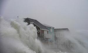 امریکا میں برفانی طوفان سے 7 افراد ہلاک