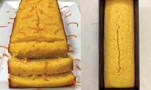 Cook-it-yourself: Orange bread