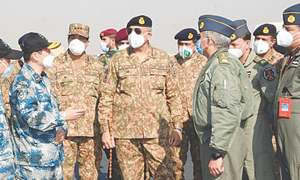 Pak-China joint air drills important to boost combat readiness: Bajwa