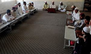 Govt orders closure of seminaries under epidemic control law