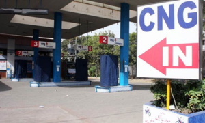 Commuters face problems as CNG stations remain closed in KP