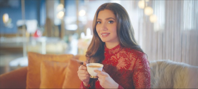 A Cuppa With Pakistan's Sweetheart