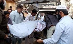 کراچی: کیماڑی میں 'زہریلی گیس' سے 4 افراد جاں بحق، 18 کی حالت غیر