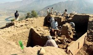 14سو سال پرانے وشنو مندر کے آثار کی دریافت:  سوات کی اہمیت تو دگنی ہوگئی
