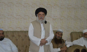 Expelled JUI-F leader rejects splinter group possibility
