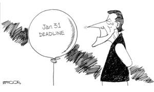Cartoon: 29 December, 2020
