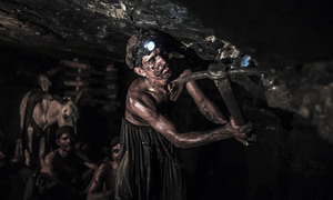 Miners with chronic lung disease highly vulnerable to Covid