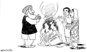 Cartoon: 30 December, 2020