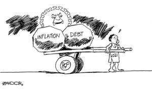 Cartoon: 1 January, 2021