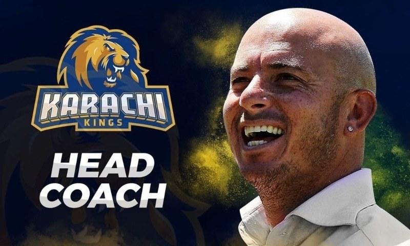 Herschelle Gibbs appointed head coach of Karachi Kings