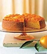 EPICURIOUS: THE JOY OF A SIMPLE ORANGE-ALMOND CAKE