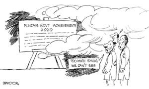 Cartoon: 4 January, 2021