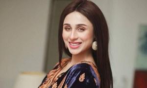 اداکارہ مشال خان پہلے 'اردو او ٹی ٹی پلیٹ فارم' کی ویب سیریز میں اداکاری کیلئے تیار