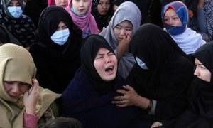 کان کنوں کا قتل: ہزارہ برداری کے سوگواروں کا انصاف کا مطالبہ