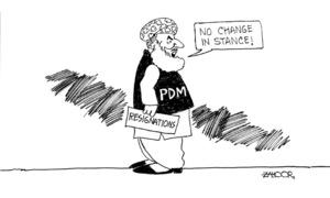 Cartoon: 5 January, 2021