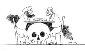 Cartoon: 6 January, 2021