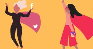 2020's Social Media Heroes