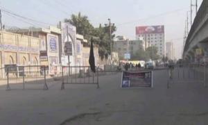 کراچی میں مچھ واقعے کے خلاف 20 سے زائد مقامات پر احتجاج، پی آئی اے کا آپریشن متاثر