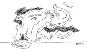 Cartoon: 8 January, 2021